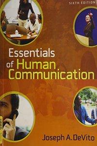 Essn of Human Communicatn& Interviewg GD Pkg