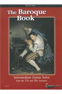 Baroque Book - Intermediate Guitar Solos (17th-18th Century)