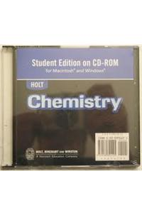 Modern Chemistry: Student Edition CD-ROM for Macintosh and Windows 2006