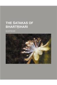 The Atakas of Bhartr Ihari