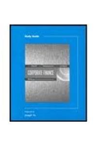 Study Guide to Accompany Corporate Finance