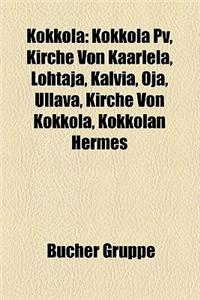 Kokkola: Kokkola Pv, Kirche Von Kaarlela, Lohtaja, K LVI, Ja, Ullava, Kirche Von Kokkola, Kokkolan Hermes