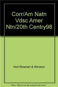 Corr/Am Natn Vdsc Amer Ntn/20th Centry98