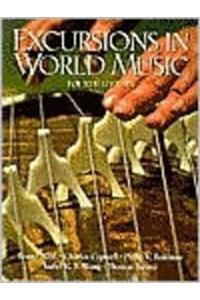 Excursions in World Music & 2 CD Set Pkg