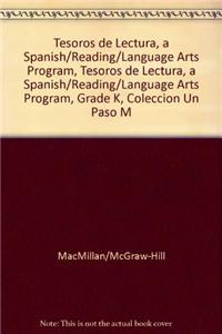 Tesoros de Lectura, a Spanish Reading/Language Arts Program, Grade K, Coleccion Un Paso Mas: A Nivel on Level Leveled Readers, Unit1 Week 1 Soy, 6 Pack
