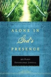 365 Alone in God's Presence No Slipcase