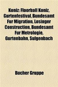 Kniz: Floorball Kniz, Gurtenfestival, Bundesamt Fr Migration, Losinger Construction, Bundesamt Fr Metrologie, Gurtenbahn, Su