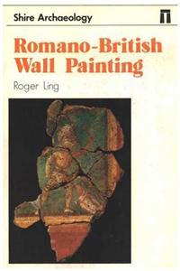 Romano-British Wall Painting