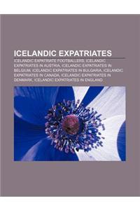 Icelandic Expatriates: Icelandic Expatriate Footballers, Icelandic Expatriates in Austria, Icelandic Expatriates in Belgium