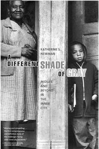 Different Shade of Gray