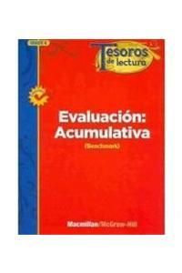 Tesoros de Lectura, a Spanish Reading/Language Arts Program, Grade 6, Summative Assessment Handbook