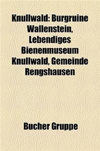 Knllwald: Burgruine Wallenstein, Lebendiges Bienenmuseum Knllwald, Gemeinde Rengshausen