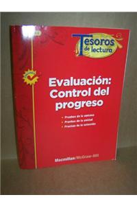 Tesoros de Lectura, a Spanish Reading/Language Arts Program, Grade 1, Monitoring Program Assessment