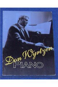 Don Wyrtzen Piano