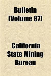 Bulletin Volume 87