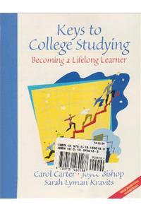Keys to Coll Studying& Noel Levitz& Score Pkg