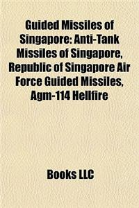 Guided Missiles of Singapore: Anti-Tank Missiles of Singapore, Republic of Singapore Air Force Guided Missiles, Agm-114 Hellfire