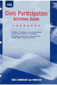 Civic Participation ACT Guide