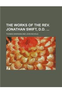 The Works of the REV. Jonathan Swift, D.D. (Volume 3)