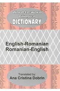 English-Romanian and Romanian-English Word-to-word Bilingual