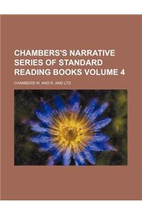 Chambers's Narrative Series of Standard Reading Books Volume 4