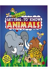 Little Genius Activities: Getting to Know Animals