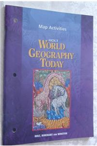 World Geography Today: Map ACT