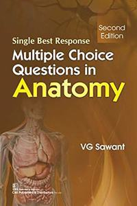 Multiple Choice Questions in Anatomy