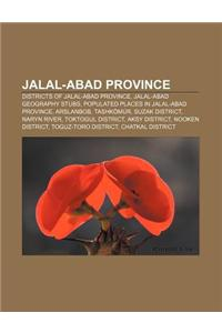 Jalal-Abad Province: Districts of Jalal-Abad Province, Jalal-Abad Geography Stubs, Populated Places in Jalal-Abad Province, Arslanbob