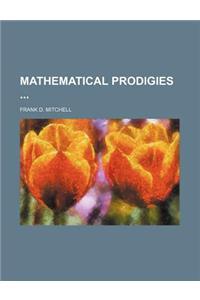 Mathematical Prodigies