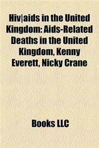 HIV/AIDS in the United Kingdom