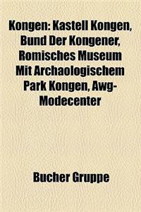 K Ngen K Ngen: Kastell K Ngen, Bund Der K Ngener, R Misches Museum Mit Archkastell K Ngen, Bund Der K Ngener, R Misches Museum Mit Ar