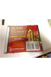 Holt World History: Human Journey: Student Edition CD-ROM 2005