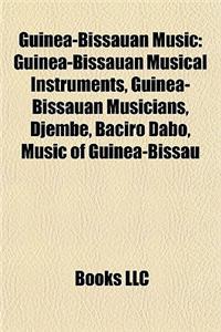 Guinea-Bissauan Music