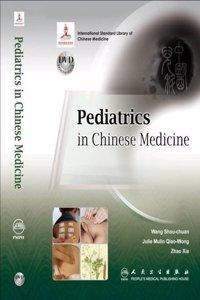 Pediatrics in Chinese Medicine