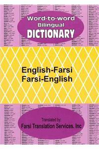 English-Farsi and Farsi-English Word-to-word Bilingual Dictionary