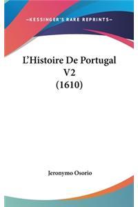 L'Histoire De Portugal V2 (1610)