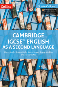 Cambridge IGCSE English as a Second Language: Student Book