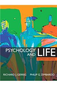 Psychology & Life& Mypsychlab Web Card Pkg