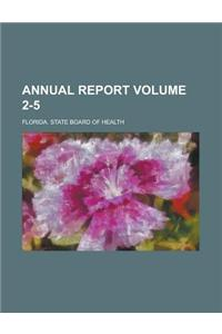 Annual Report Volume 2-5