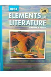Holt Elements of Literature: Kentucky Grade 10 2005
