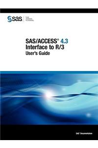 SAS/Access 4.3 Interface to R/3: User's Guide
