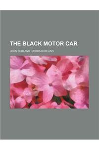 The Black Motor Car