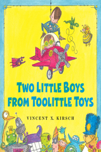Two Little Boys from Toolittle Toys