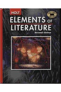 Holt Elements of Literature Pennsylvania: Student Edition Grade 8 2005