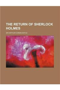 The Return of Sherlock Holmes (Volume 8)