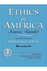 Ethics in Amer Source Reader & Study GD Pkg