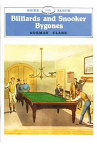 Billiards and Snooker Bygones