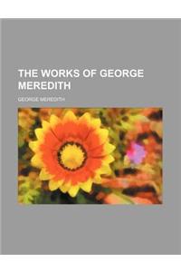 The Works of George Meredith (Volume 22)
