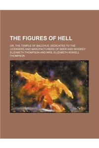 The Figures of Hell; Or, the Temple of Bacchus. Dedicated to the Licensers and Manufacturers of Beer and Whiskey
